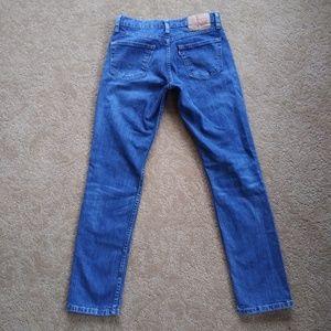 Levi's Mens 511 Slim Fit Jeans